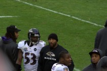 Ray Lewis uh oh