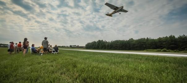 Spot Landing HDR