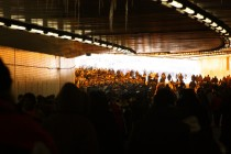 3rd St. tunnel, Inauguration 2009