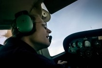 Pilot in Command, first passenger flight