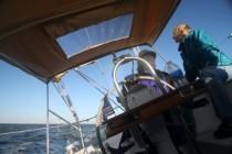 Sailing the Chesapeake
