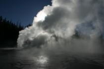 Yellowstone, May 2005