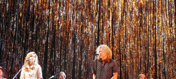 Robert Plant and Allison Krause, Lake Tahoe 2008