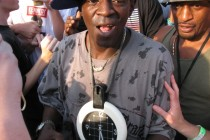Flava Flav on the Move