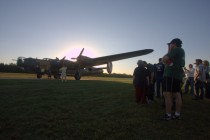 B-24 Liberator at Gaithersburg Airpark