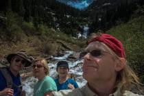 Bear Creek Falls HDR'd