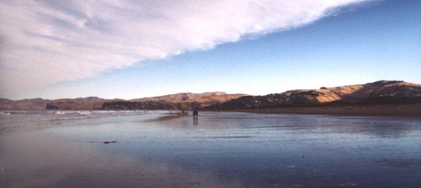 Christchurch Beach, 2000