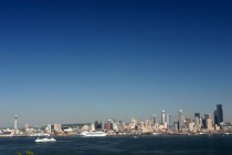 The view from Alki, 2006