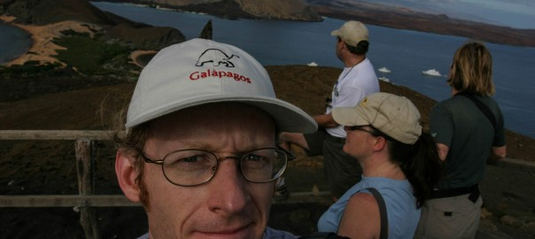 Galapagos Self-portrait