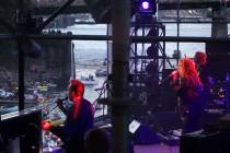 Robert Plant, Portland Blues Festival