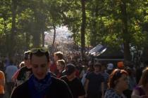 2012 Virgin Festival Chokepoint