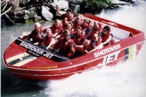 Shotover Jet, March 2000