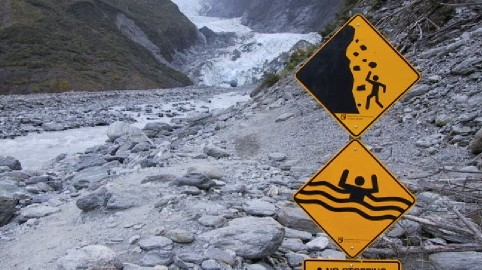 No Worries, Franz Josef Glacier