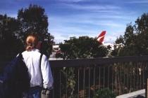 Qantas 747 LAX 2000