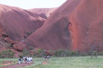 Ayers Rock Tour 2000