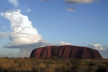 Ayers Rock Thunderhead