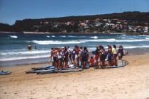 Manly Beach Surf Class 2000