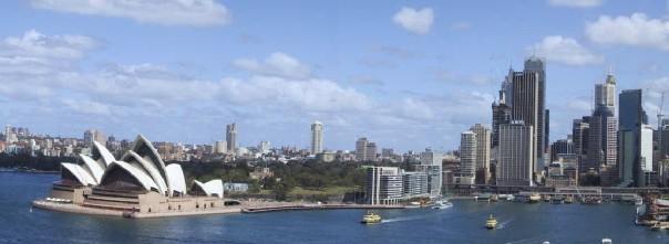 Sydney, February 2000