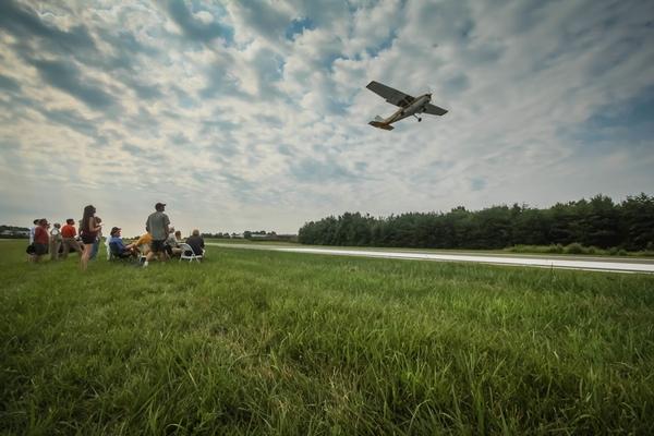 Spot Landing Contest, 2009