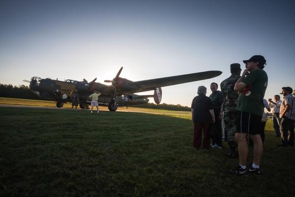 B-24 Liberator Ride, 2010