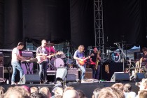 The War on Drugs at Boston Calling