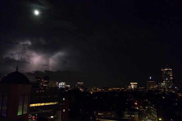 Boston Squalling